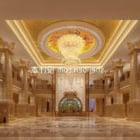 Intérieur de la salle classique européenne