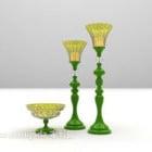家具アラビアの花瓶の装飾