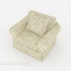 Have mønster lille sofa