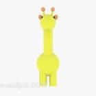 Giocattolo farcito di giocattoli giraffa