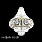Gorgeous Crystal Chandelier Design