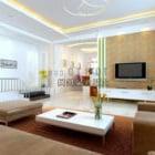 Gorgeous White Living Room Design Interior