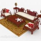 Wysokiej klasy nowe chińskie zestawy sof