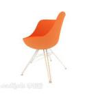 Domowe Krzesło Jajko Plastikowe