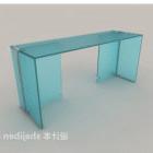 ホームガラスSide Aいくつかの家具