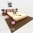 Idyllic Double Bed Furniture