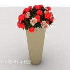 Indoor Flower Plant Vase Decoration Set