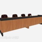 Zestawy krzeseł stołowych do rozmów kwalifikacyjnych