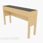 مقابلة مادة خشبية طاولة