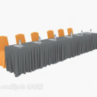 Meeting Table Chair Sets