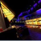Bar Club With Lighting Decor Interior
