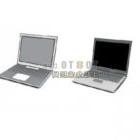 Due laptop grigio