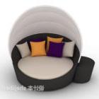 Meubles de canapé décontractés paresseux