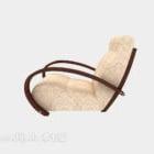 Chaise longue paresseuse