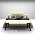 Luxury Bed With Daybed