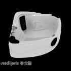 Masážní domácí koupel