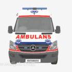 Medical Ambulance Vehicle