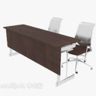 Meeting Desk Table Chairs Furniture