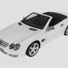 طلاء سيارة مرسيدس كابروليه أبيض