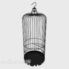 Warna Hitam Metal Birdcage
