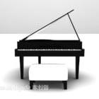 Modern Piano Instrument