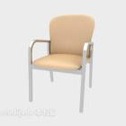 Modern Armrest Chair