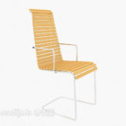 Modern Back-to-back Lounge Chair
