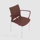 Modern Furniture Backrest Concave Chair