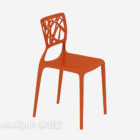 Nowoczesny fotel w jasnym kolorze