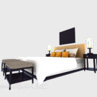 Modern Furniture Bed With Daybed