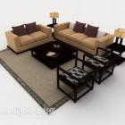 Nowoczesna prosta sofa domowa