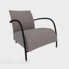 Modern Single Armrest Sofa