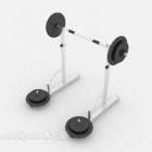 Moderne vægtløftningsudstyr