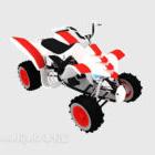 Mainan Perlumbaan Kereta Kecil