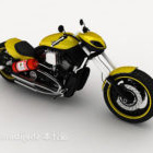 Projekt motocykla Moto Racing