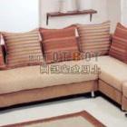 Multi Seaters Sofa 45 Fodral