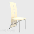 No Armrest Solid Wood Chair