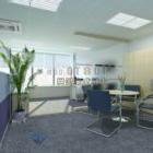 Projekt biura wspólnego pokoju