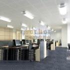 مكتب مساحة العمل الداخلية