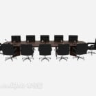 Office Meeting Table Chair Furniture