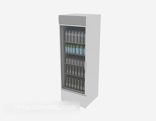 Electric Coca Refrigerator