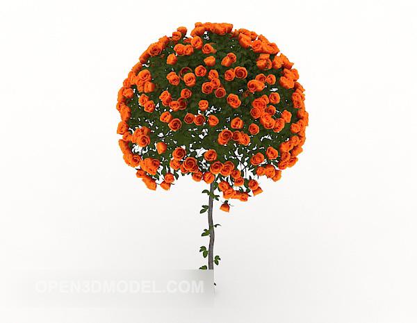 Outdoor Flower Cluster