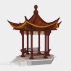 بارك بافيليون النمط الصيني
