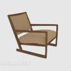 الأثاث كرسي وسادة النمط الرعوي
