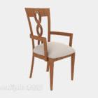 كرسي صالة النمط الرعوي