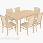تعيين كرسي طاولة الرياح الرعوية