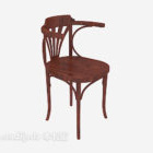 Personality Armwood Chair