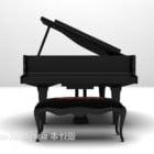 Pianoforte Strumento Grand Piano