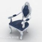 Pure Copper European Dining Chair