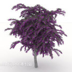 Purple Outdoor Plant